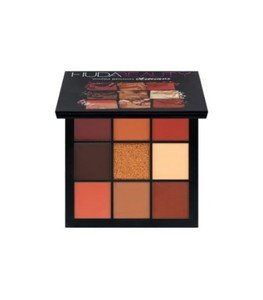 Obsessions Warm Brown Eyeshadow Palette -